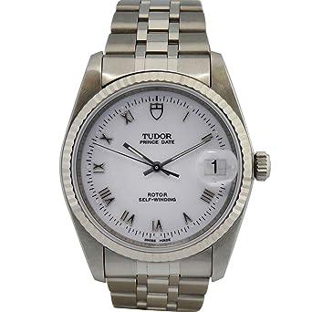 wholesale dealer 2a1a1 aeca0 Amazon | [チュードル]TUDOR プリンスデイト Ref. 74034 ...