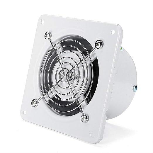 FUKANG Ventilador De Escape De Alta Velocidad 4 Pulgadas 25W 220V ...