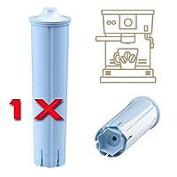 1 x Filterpatrone kompatibel für JURA CLARIS BLUE Kaffeemaschine Kaffeevollautomat *