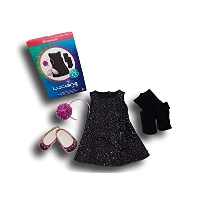 American Girl Luciana's Starry Night Outfit for Dolls: Toys & Games