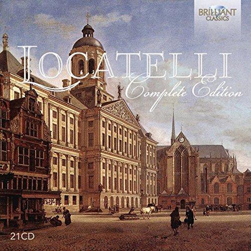 Pietro Antonio Locatelli: Complete Locatelli Edition