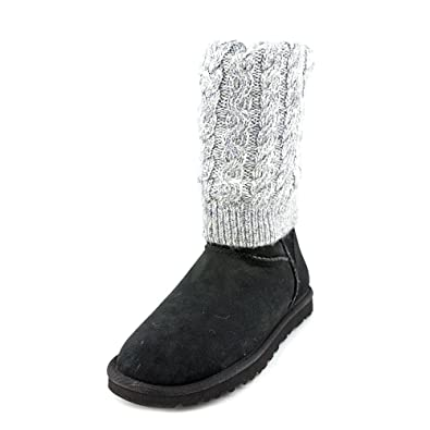 26415fd7084 UGG Australia Womens Tularosa Route Detachable Boot Black Size 6 ...