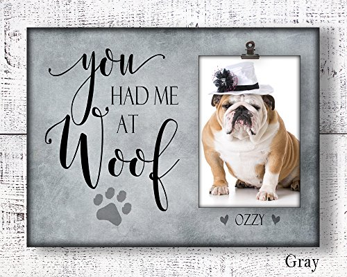 Memorial Portrait - dog memorial picture frame, pet portrait frame, pet picture frame, personalized dog frame, personalized dog gift