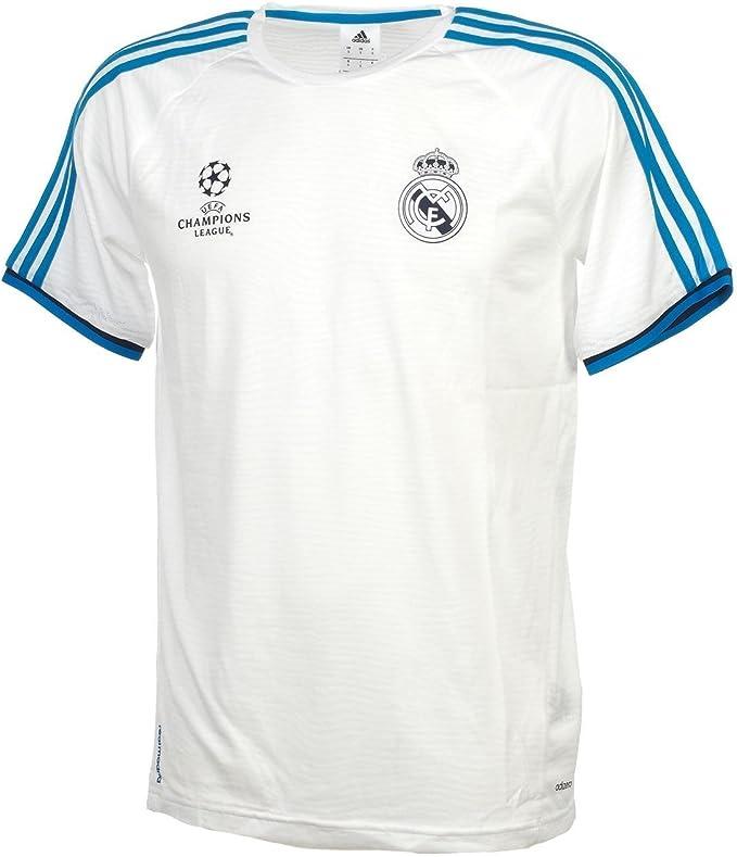 adidas Camiseta de Entrenamiento del Real Madrid para Hombre: Amazon.es: Ropa y accesorios