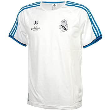 maillot entrainement Real Madrid ÉQUIPE