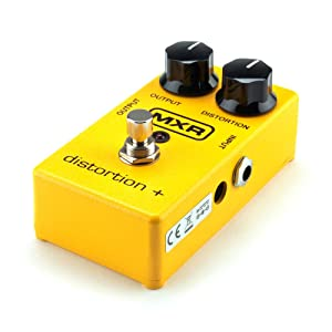 best distortion pedal for tube amp all time
