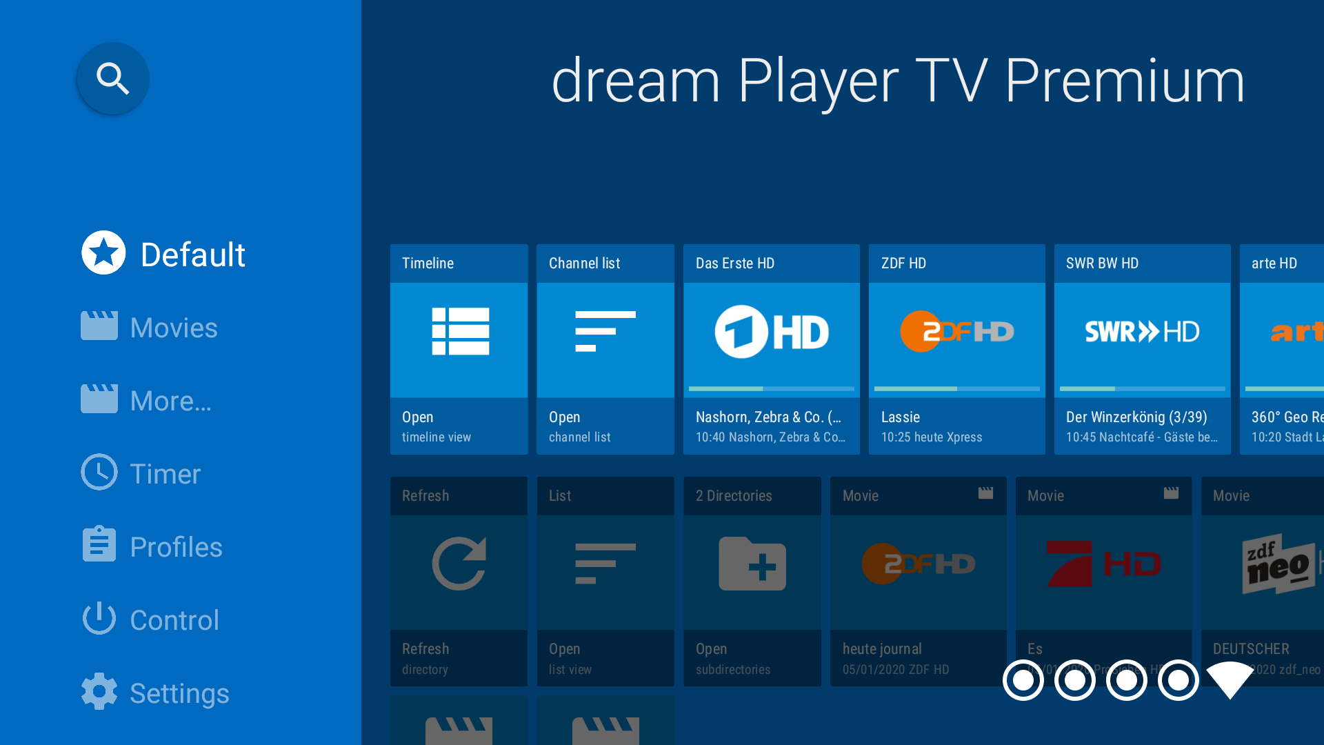 dream Player for Fire TV: Amazon.es: Appstore para Android