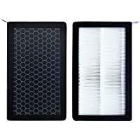 XTechnor Tesla Model 3 Model Y Air Filter HEPA 2 Pack with Activated Carbon Tesla Air Conditional Replacement Cabin Air…