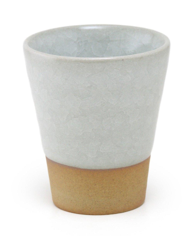 Zero Japan, bonita taza minimalista efecto agrietado