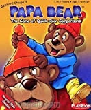 Publisher Services Inc (PSI) Papa Bear - The Fast-paced Visual Perception Game! - A Bright Idea Game -