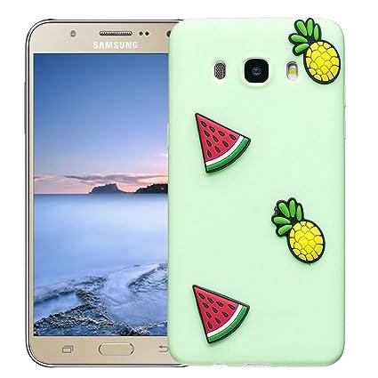 Funda Samsung Galaxy J7 2016 SM-J710F Carcasa Protectora ...