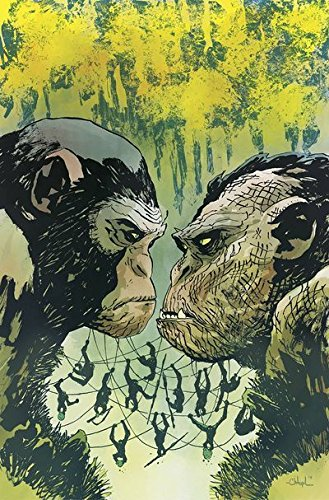 Download Dawn of the Planet of the Apes #5 pdf