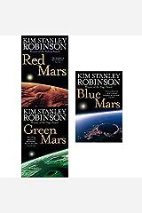Kim stanley robinson mars trilogy 3 books collection set Paperback