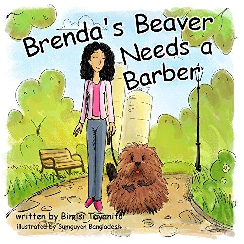 - Brenda's Beaver Needs a Barber: Reach Around Books--Season One, Book Five