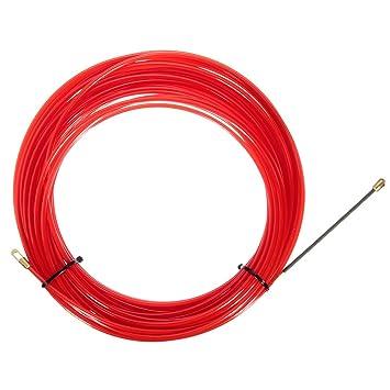GOZAR 10-30M Nylon Fisch Ziehen Band Elektrische Kabel Abzieher ...