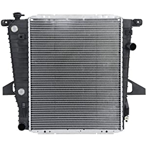 Spectra Premium CU1721 Complete Radiator for Ford Ranger