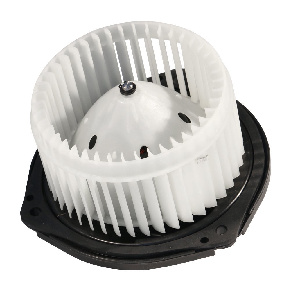 19153333 15850268 Replaces 22754990 2004-2007 Chevy Monte Carlo 2005-2009 Buick LaCrosse 2004-2008 Pontiac Grand Prix AC Blower Motor with Fan Fits 2004-2016 Chevy Impala 22792042