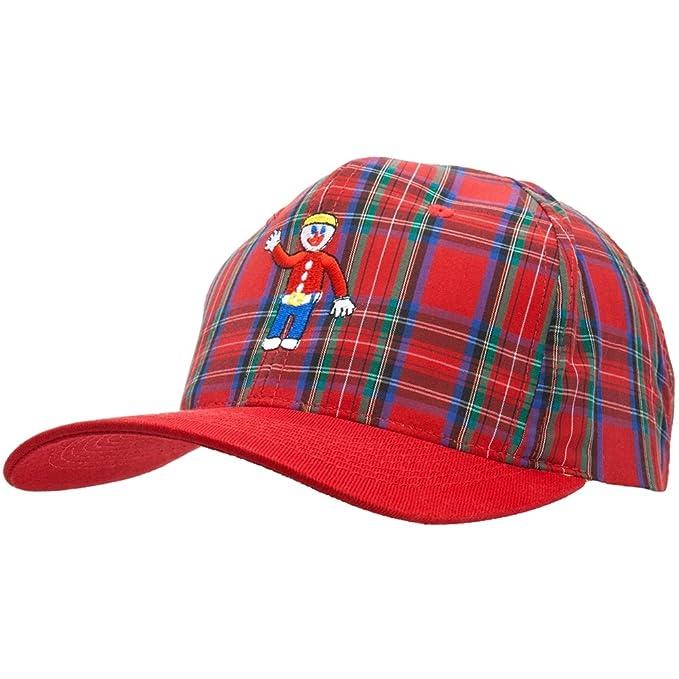 Amazon.com  Mr. Bill - Mens Mr. Bill - Red Plaid - Baseball Cap Red ... cdf88c5d323