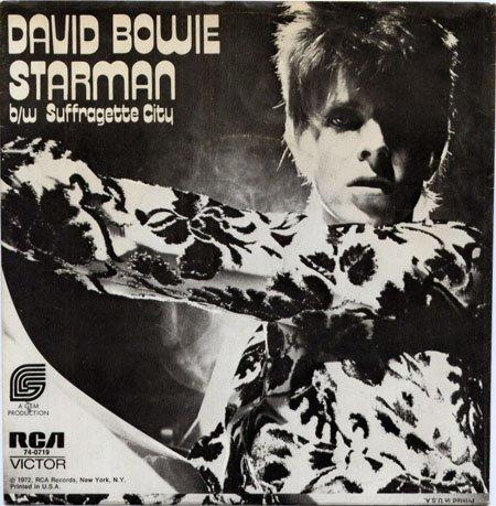 Starman by David Bowie