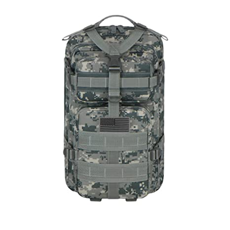 6682597f598d East West U.S.A RTC502 Tactical Molle Military Assault Rucksacks Backpack
