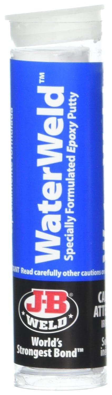 Amazon J B Weld 8277 Waterweld Epoxy Putty Stick 2 Oz