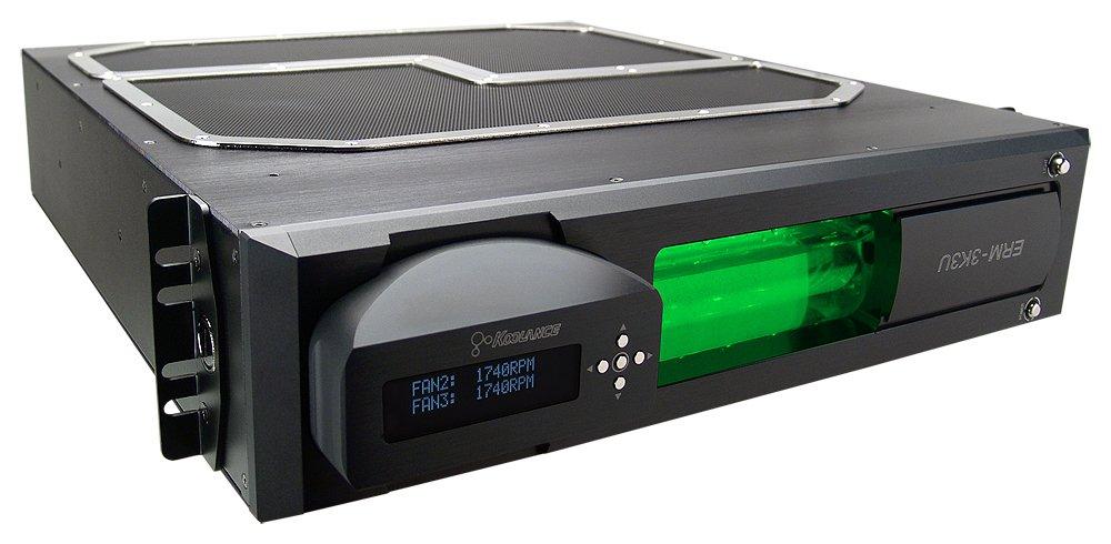 Koolance ERM-3K3UC Liquid Cooling System, Rev1.1 by Koolance