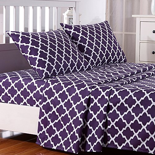 Egyptian Luxury Quatrefoil Pattern Bedding product image