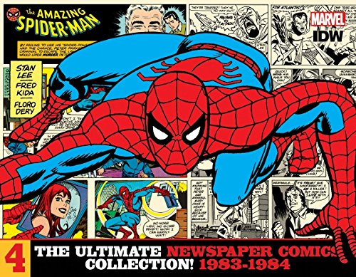 The Amazing Spider-Man: The Ultimate Newspaper Comics Collection Volume 4 (1983 -1984) (Spider-Man Newspaper Comics)