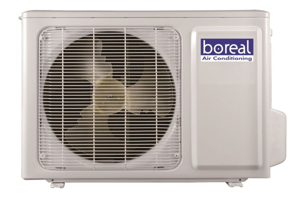 boreal EQX12HPJ1SB – 12,000 BTU 22 SEER Equinox Wall Mount Ductless Mini Split Air Conditioner Heat Pump 208-230V