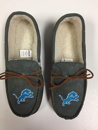 Detroit Lions Team Logo Low Top Sneakers Team Colors Shoes Men/'s Size 11 NEW~