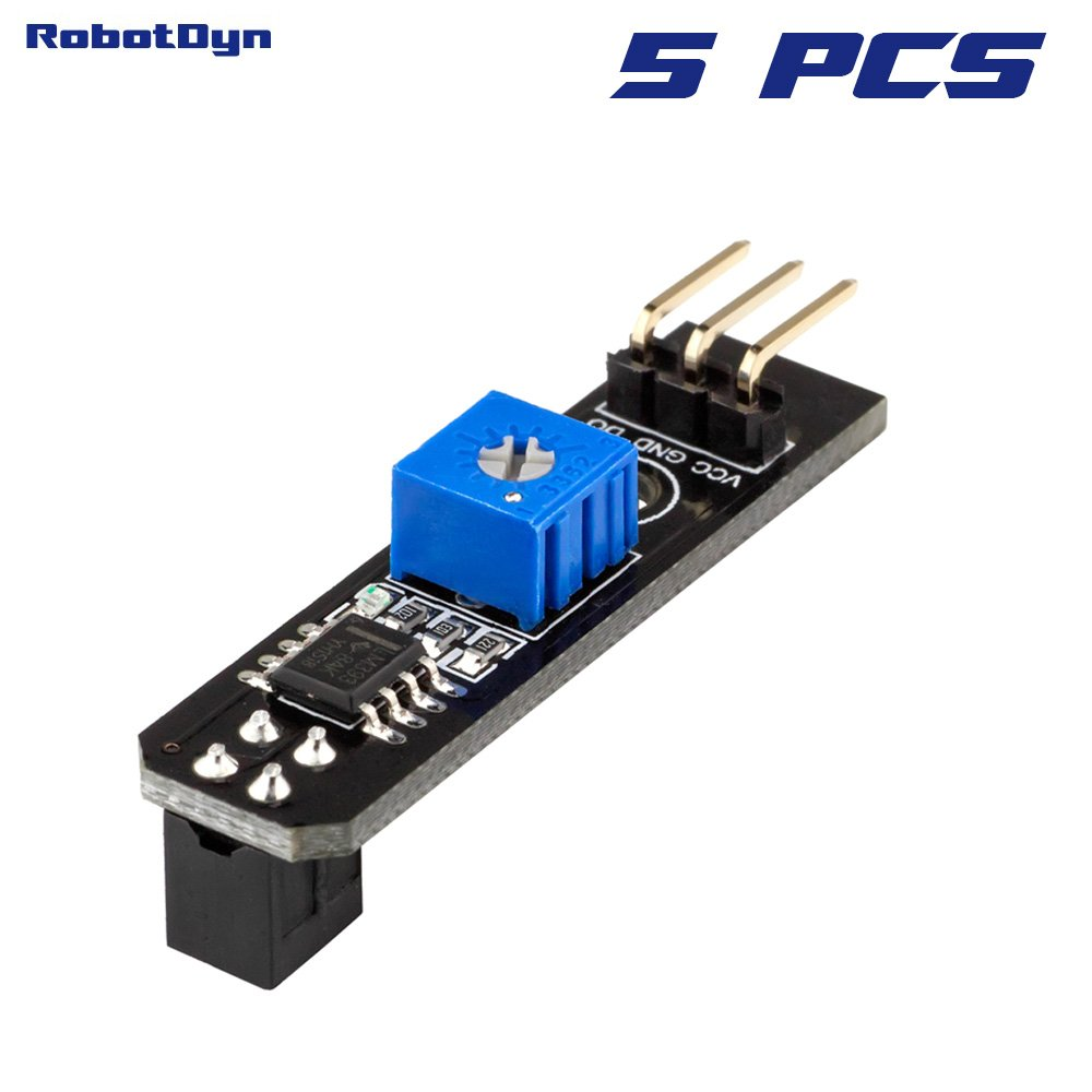 The Following Circuit Shows About Line Follower Sensor Circuit Diagram