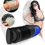 Vibrating Male Electric Massager Relaxation