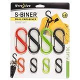 Nite Ize S-BINER Dual Carabiner Plastic