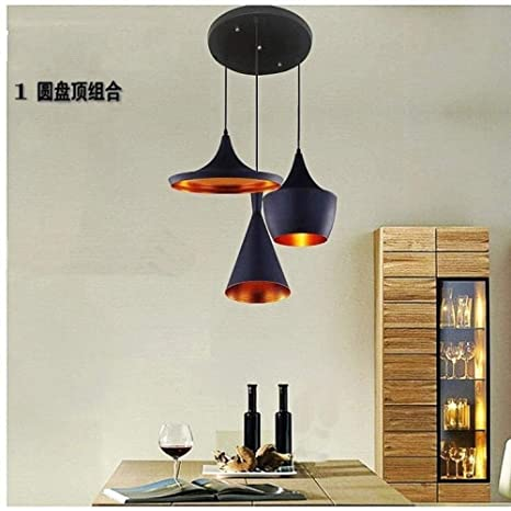 Lámpara de restaurante_Nueva lámpara de comedor abc lámpara ...