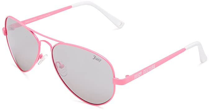 3371a4ee12 Image Unavailable. Image not available for. Colour  Juicy Couture Women s  Heritage Aviator Sunglasses