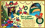 HOW THE GRINCH STOLE CHRISTMAS By Dr. Seuss..48 Piece Floor Puzzle