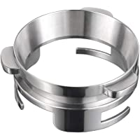 Hands-Free Dosing Funnel, MATOW 54mm Dosing Funnel with Grinder Trigger Fits Breville 54mm Portafilters