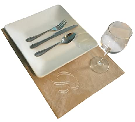 Beautiful Personalized Formal Dining Placemats By Thimbleful Threads (2)