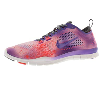 watch 3740b 4e0f7 Amazon.com   NIKE Free 5.0 Tr Fit 4 PRT Fitness Women s Shoes Size 5    Fitness   Cross-Training
