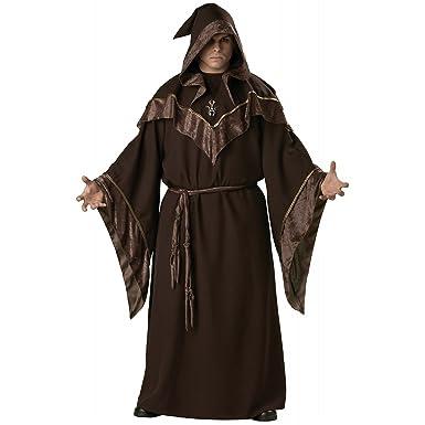 Amazon.com: Mystic Hechicero disfraz – XXX-Large – Pecho ...