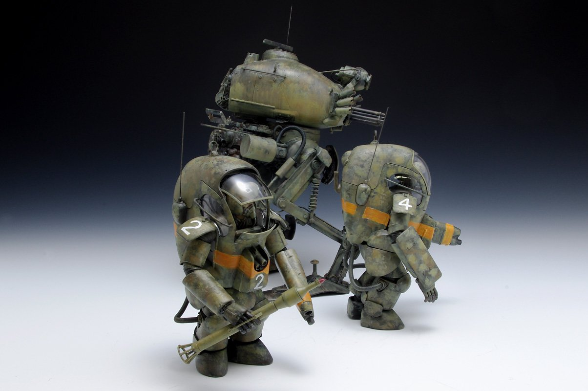 1/20 Maschinen Krieger Series Kuster & Friedrich by Wave by wave (Image #2)