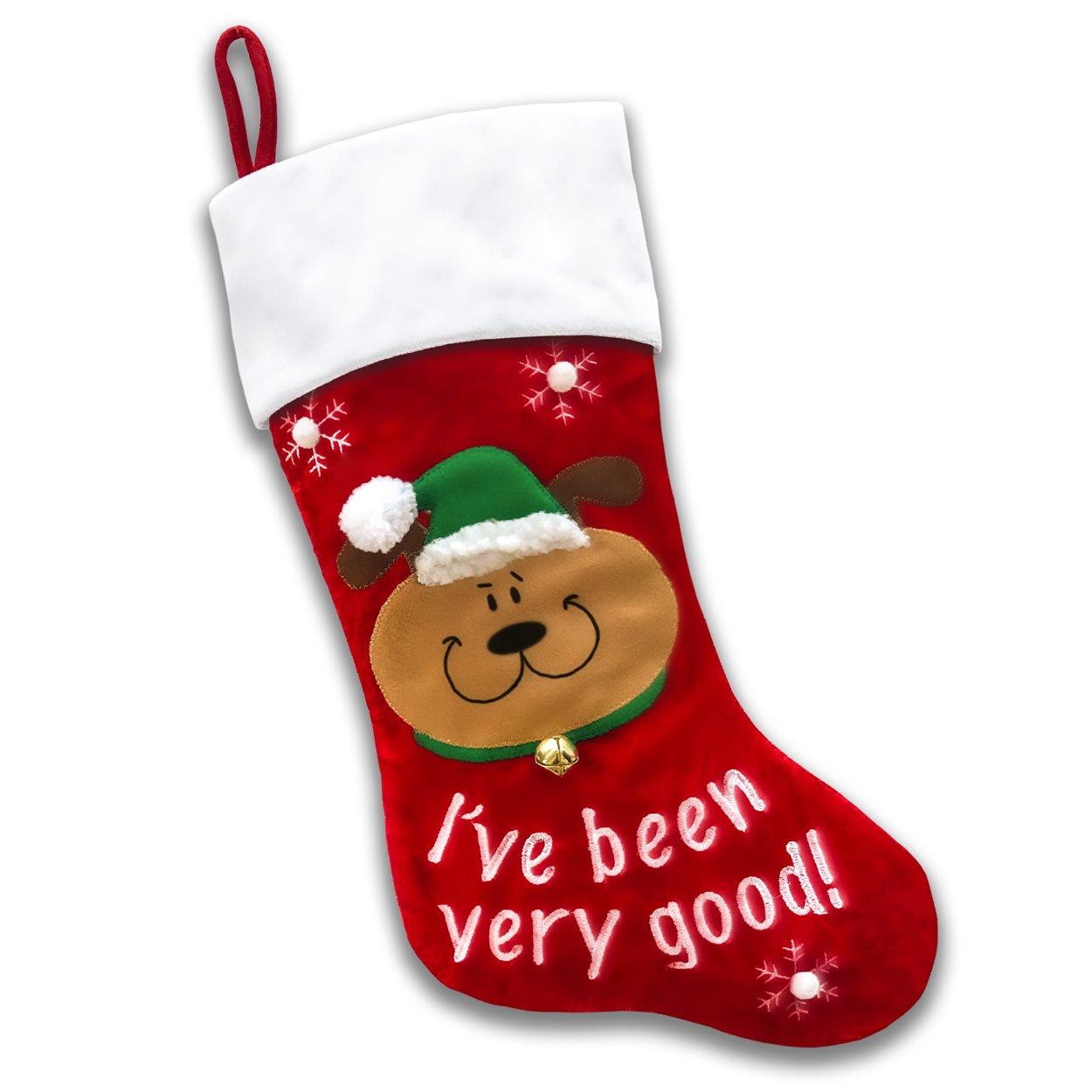 Pet Christmas Stockings (Good Dog)