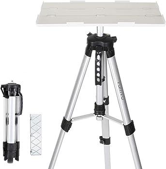 Vamvo Aluminum Universal Projector Tripod Stand