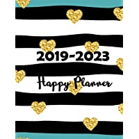 2019-2023 Happy Planner: Five Year Monthly Planner| Weekly Monthly Planner| At a glance 60 month planner