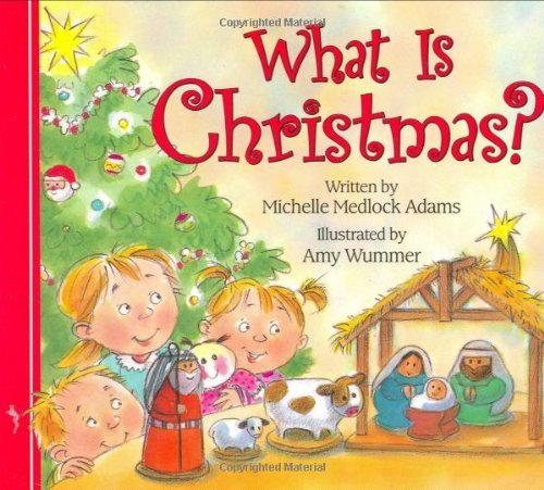 Download By Michelle Medlock Adams What Is Christmas? (English Language) [Board book] ebook