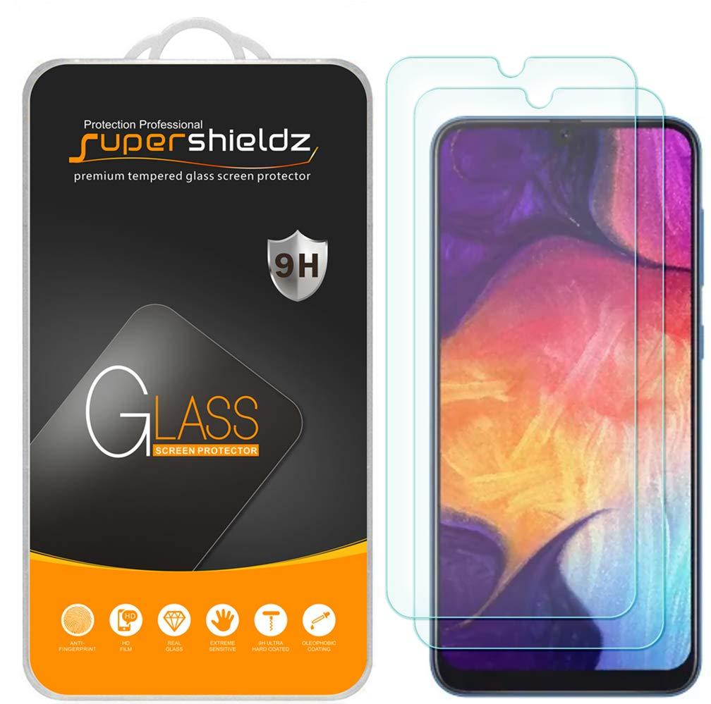 Vidrio Templado Para Samsung A50 [2 Un.] Supershieldz