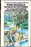 The Sierra Gold Mystery, Carolyn Keene, 0448090902