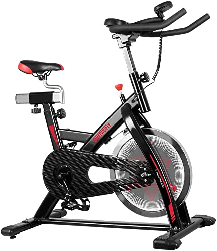 ONETWOFIT Indoor Exercise Bike