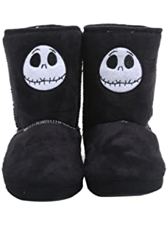 Amazon.com | The Nightmare Before Christmas Jack Slipper Boots ...