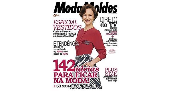 Moda Moldes 76 (Portuguese Edition) - Kindle edition by On Line Editora. Arts & Photography Kindle eBooks @ Amazon.com.